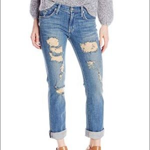 James Jeans Slouchy Straight Buddy 25 NWT